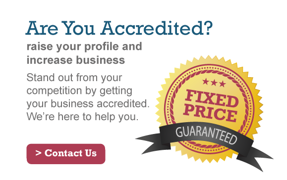 ISO certification and accreditation by The Independent Advice For Business your specialists in Quality Accreditations